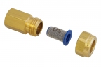 Nozzle holder brass G1/4