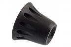 "Cap screw nut G3/8"" PA black"