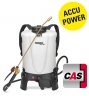 REC 15 PC2 (CAS without battery pack / charger)