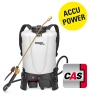 REC 15 PC1 (with CAS battery pack / charger)