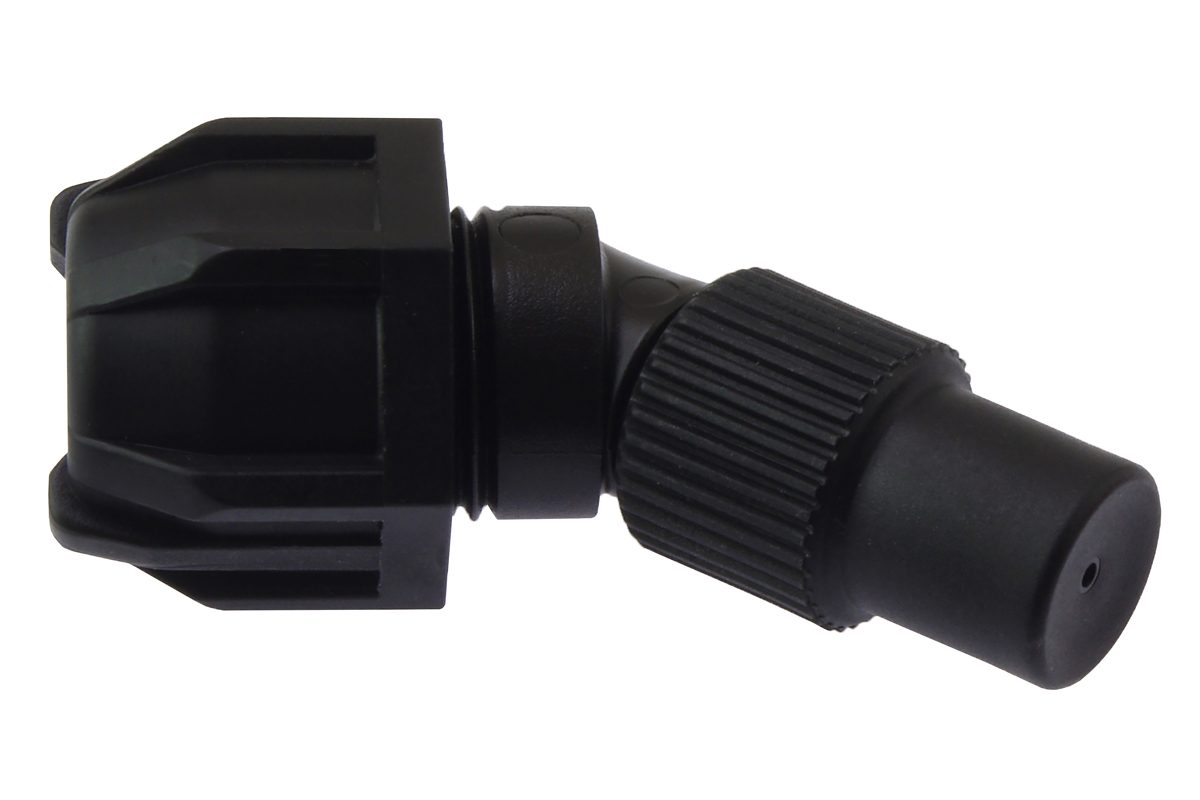 Adjustable nozzle 1.3 mm PP EPDM