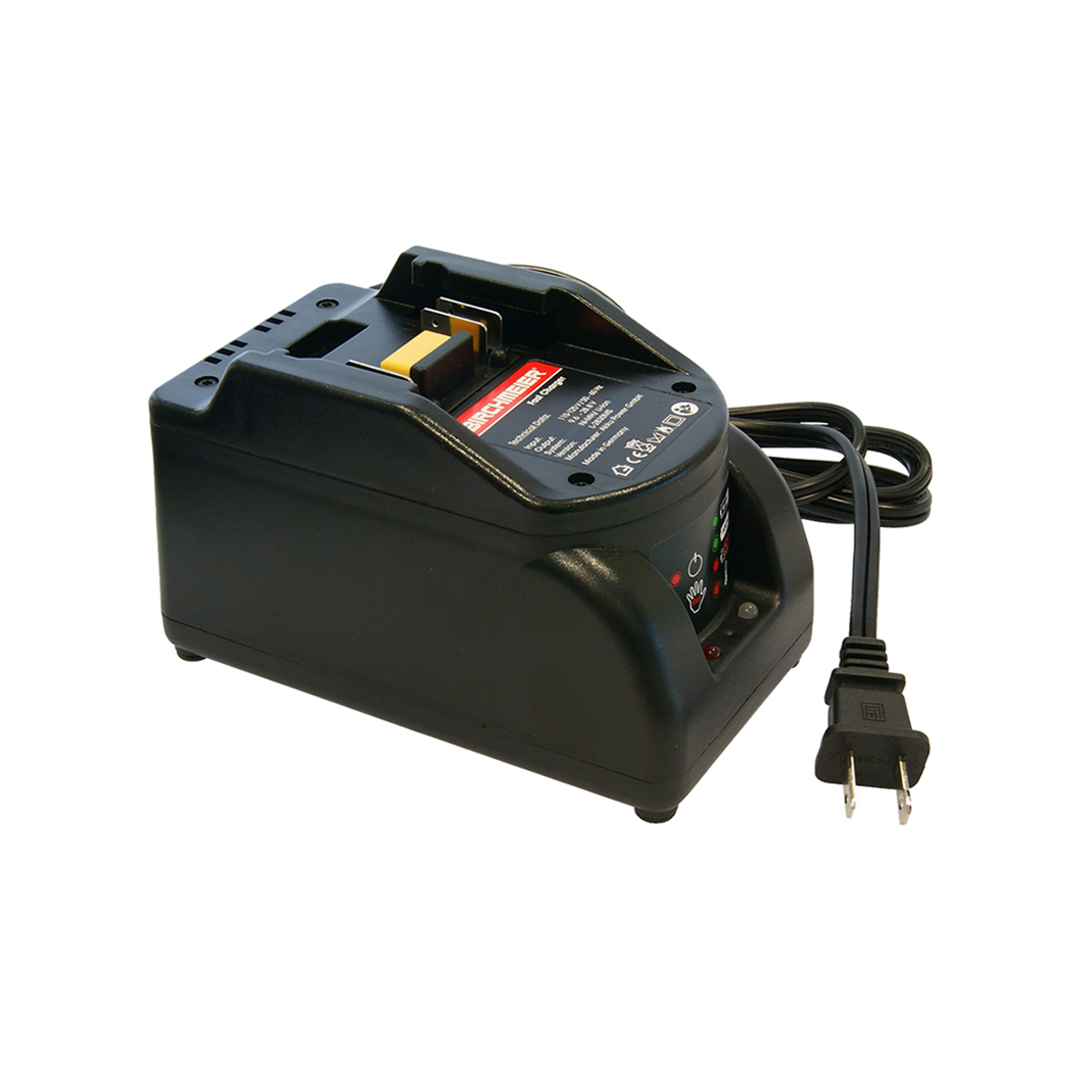 Battery charger assy. to battery Li-Ion REC 15 ABZ, USA