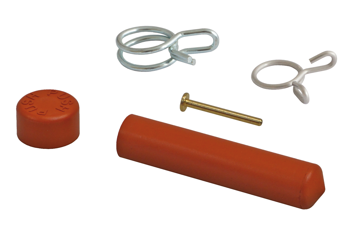Diaphragm and pulsation damper set