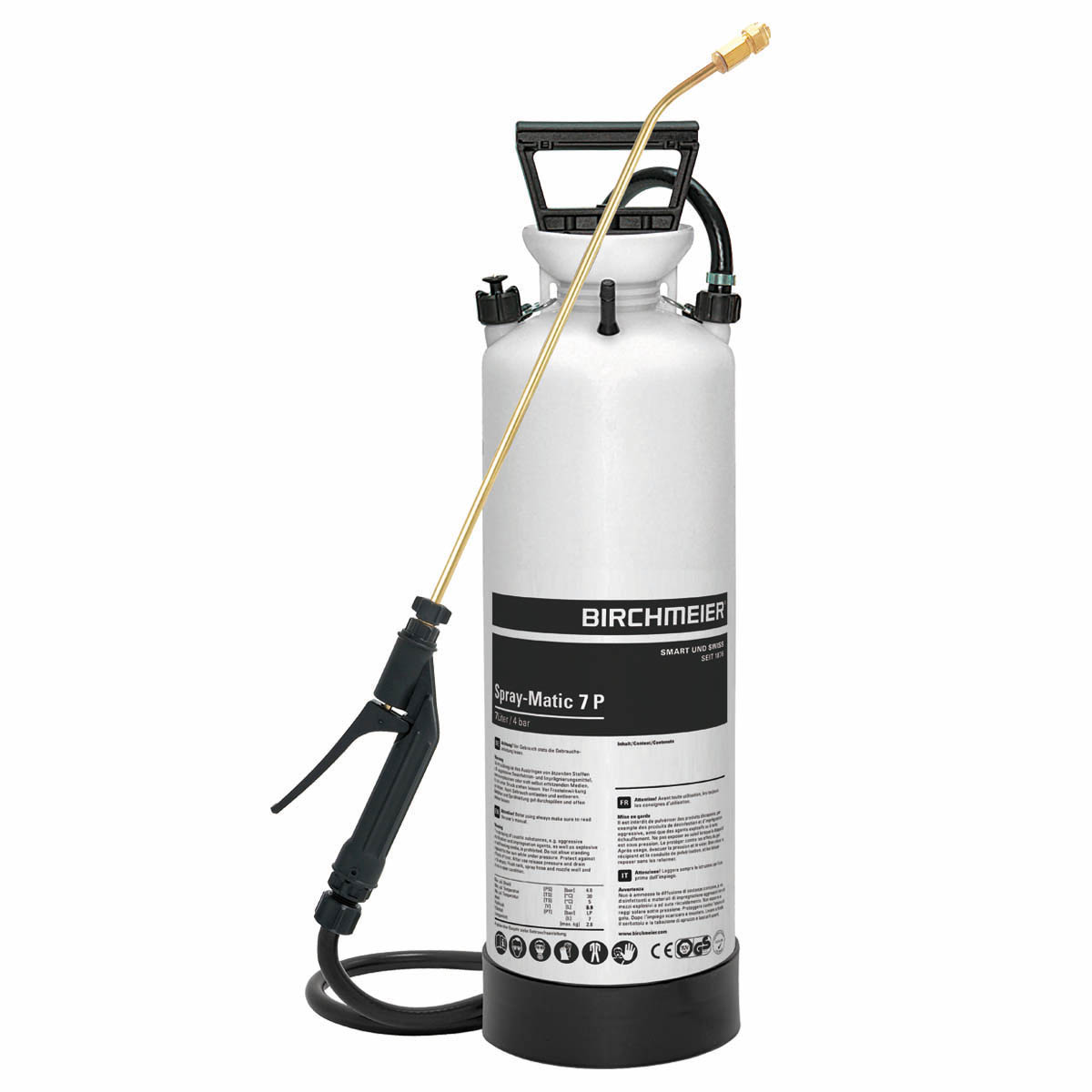 Spray-Matic 7 P