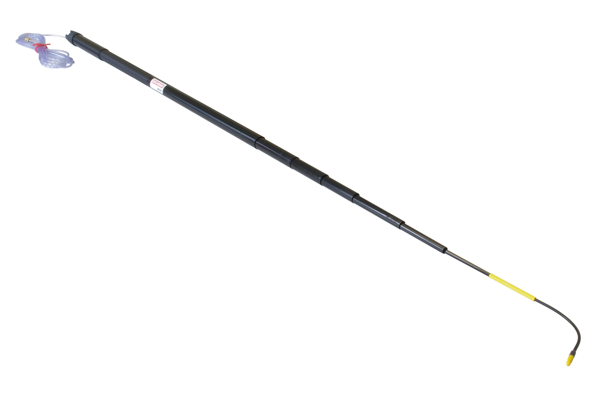 XL 8 D telescopic lance 23'