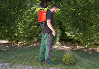 REB 15 Battery Operated Backpack Sprayer